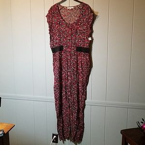 NWT French Connection UK Style jumpsuit